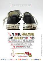 Vuelve 'EsperanzARTE', festival ecuménico en Zaragoza