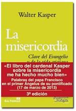 La obra del cardenal Walter Kasper (Sal Terrae) que recomendó el papa Francisco