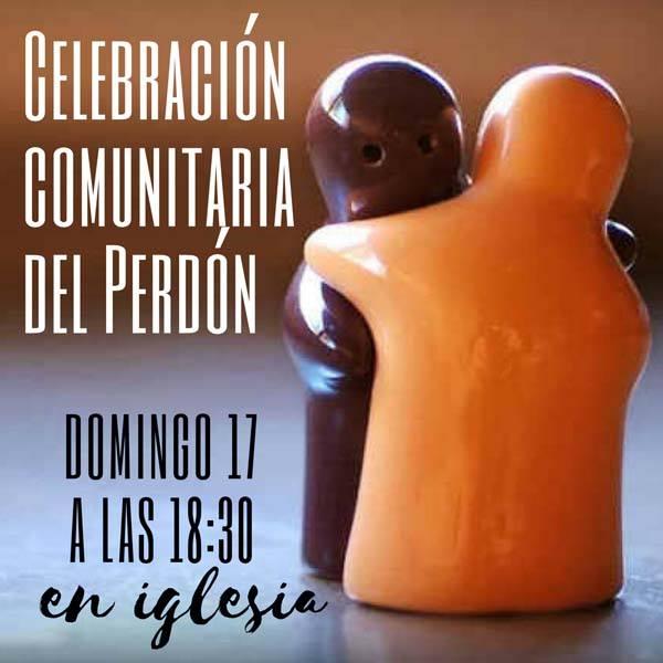 CELEBRACIÓN COMUNITARIA DEL PERDÓN