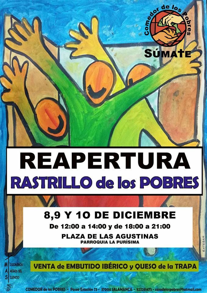 RASTRILLO DE LOS POBRES