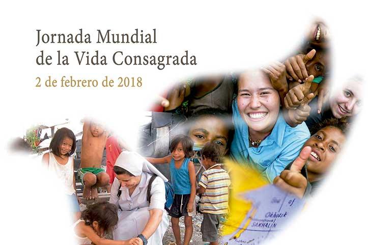 CELEBRACIÓN DIOCESANA DE LA JORNADAS DE LA VIDA CONSAGRADA