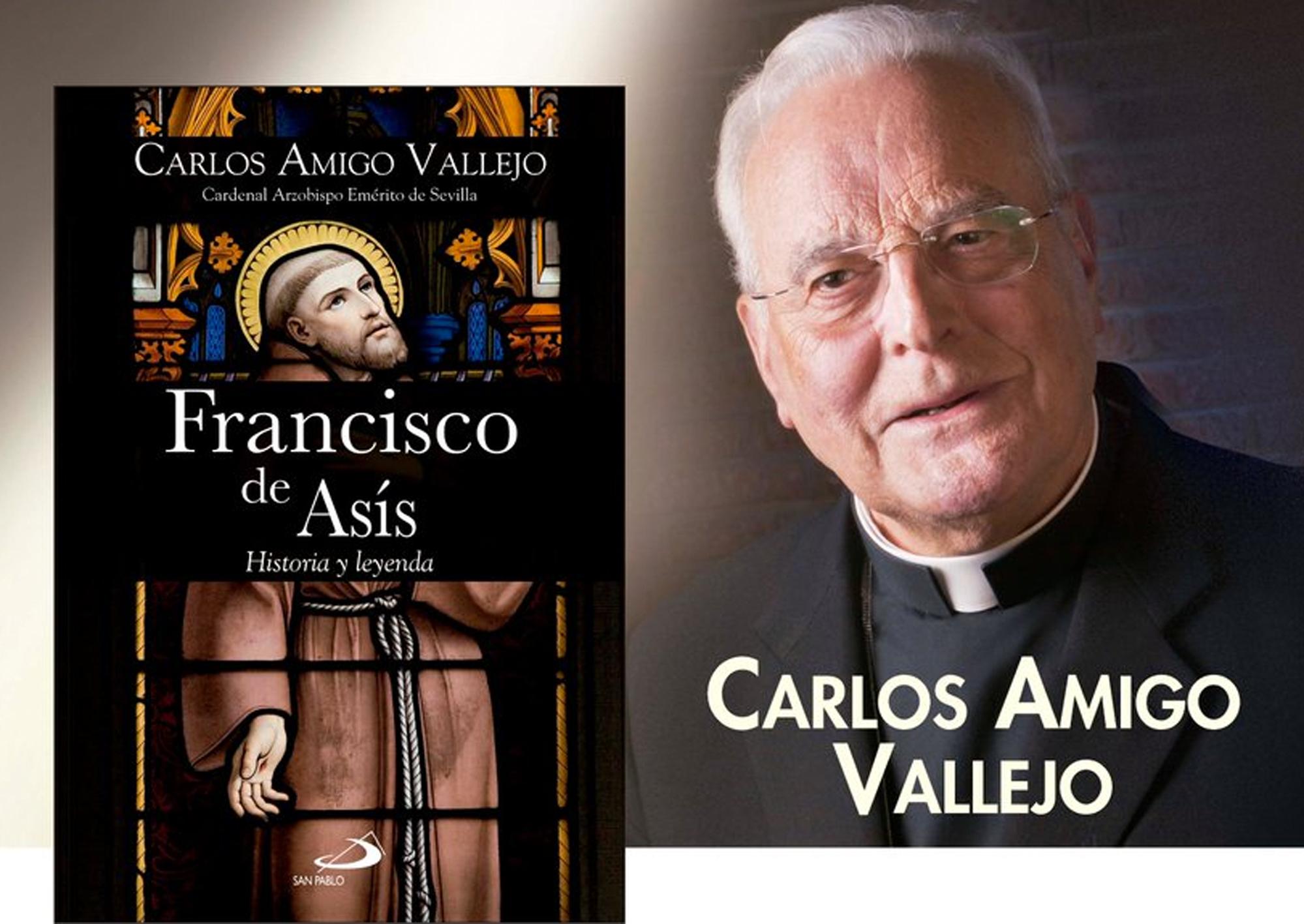 PRESENTACIÓN DEL LIBRO SAN FRANCISCO DE ASÍS