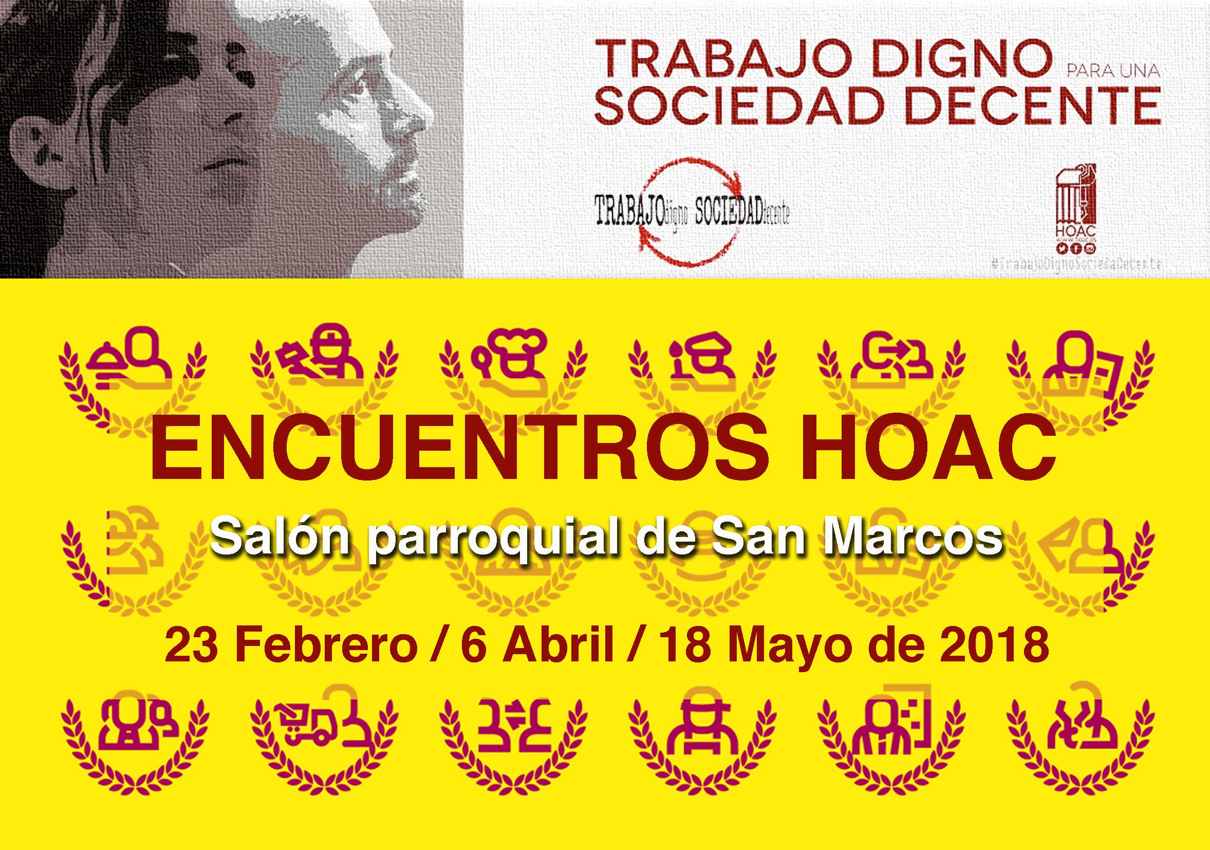 ESPACIOS DE REFLEXIÓN HOAC