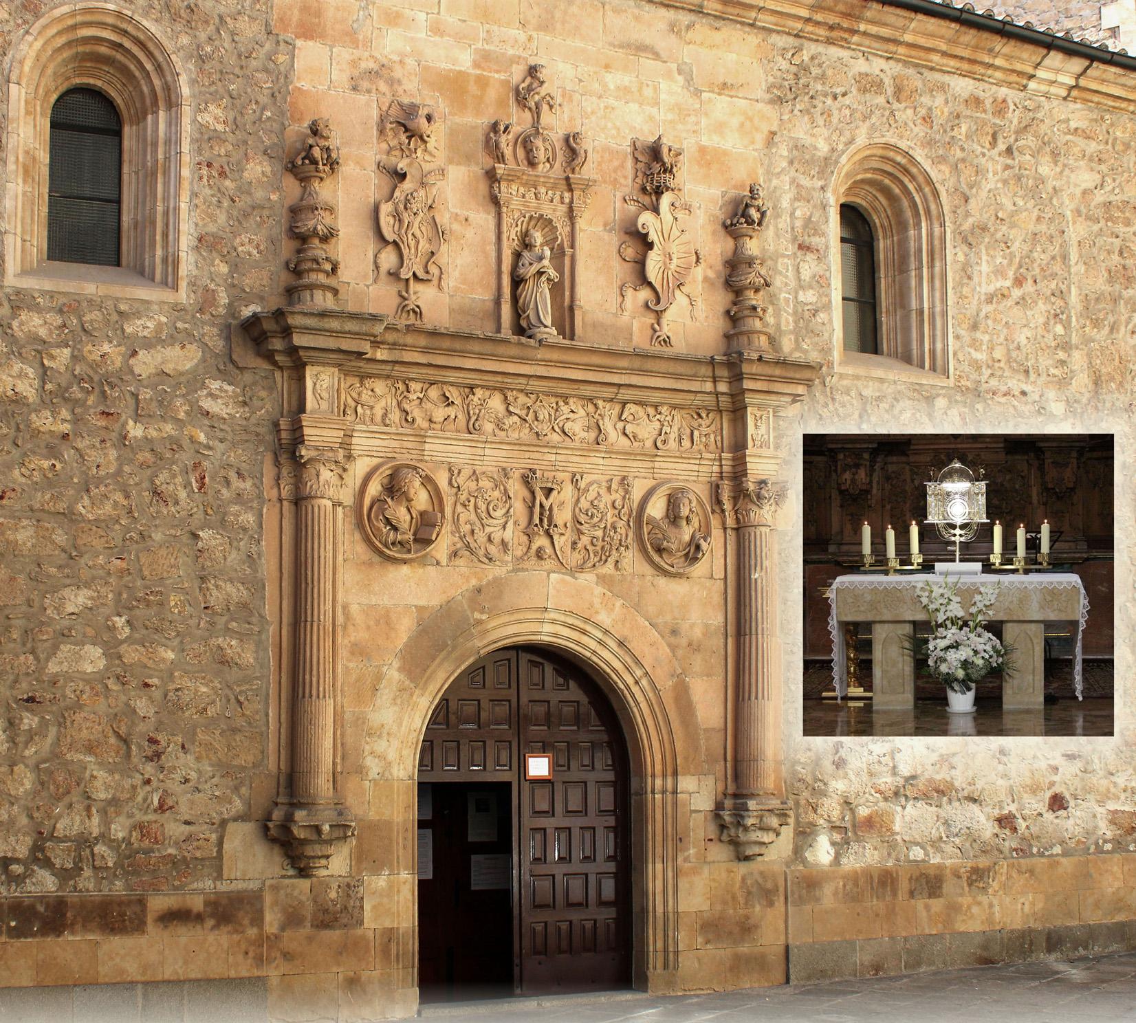 24 horas de adoraci n y confesiones ininterrumpidas en la for Salamanca 24 horas