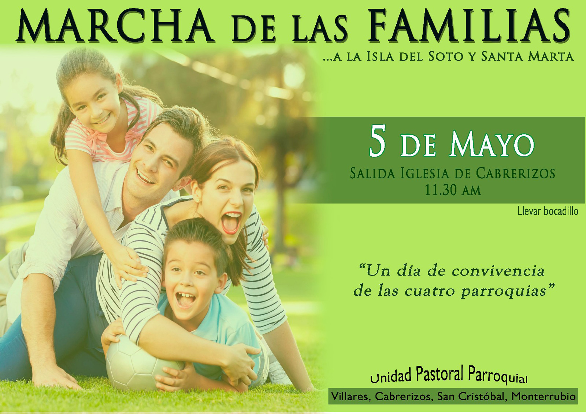MARCHA DE LAS FAMILIAS