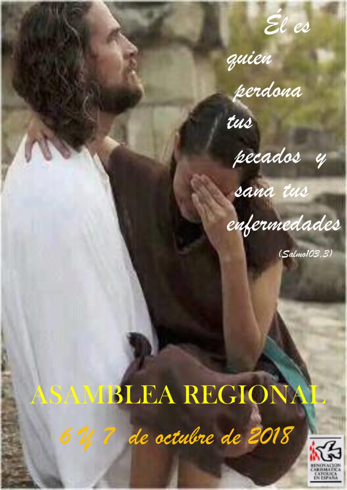 ASAMBLEA REGIONAL DE LA RENOVACIÓN CARISMÁTICA