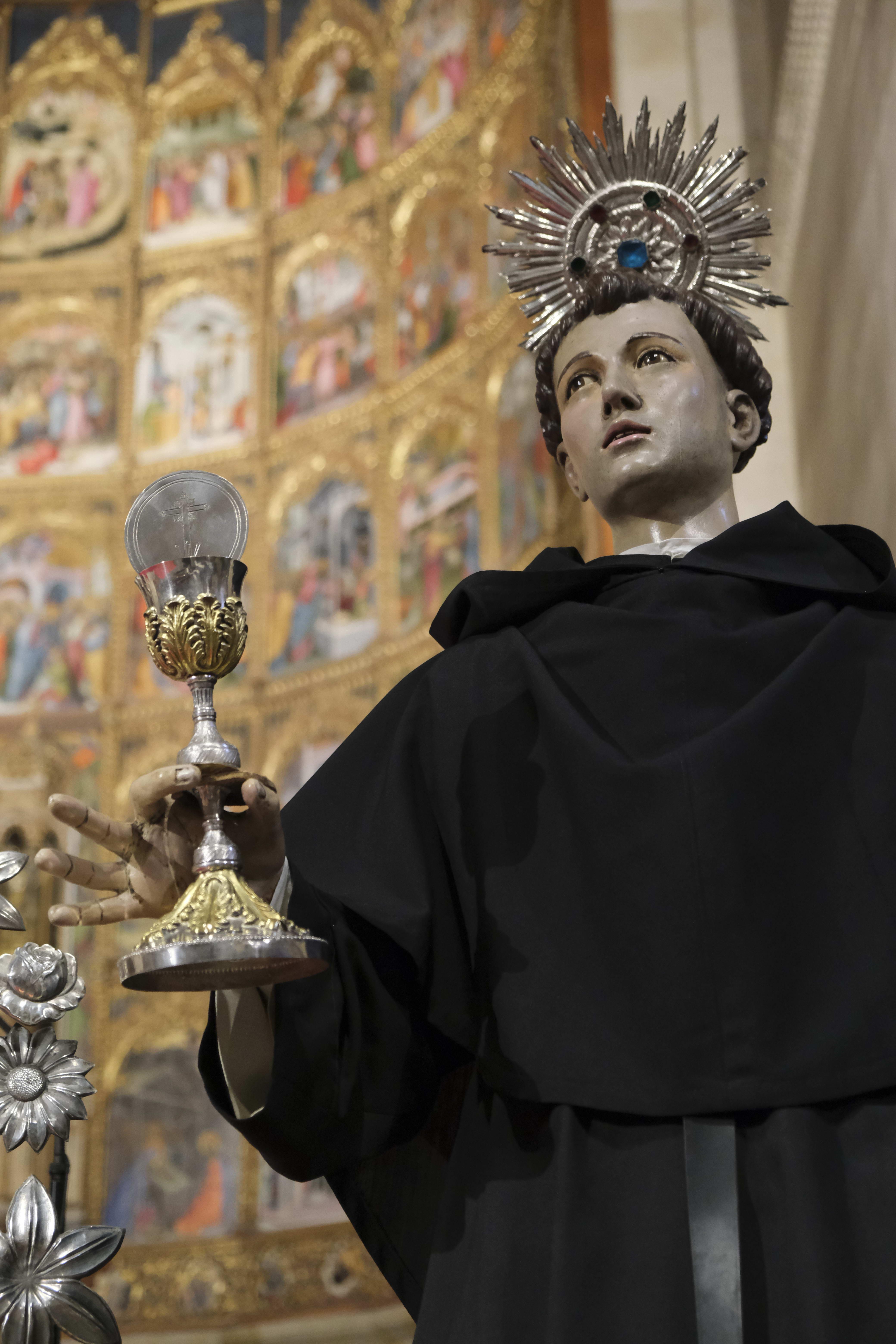 Fiesta de San Juan de Shagún, patrono de la ciudad y Diócesis de Salamanca