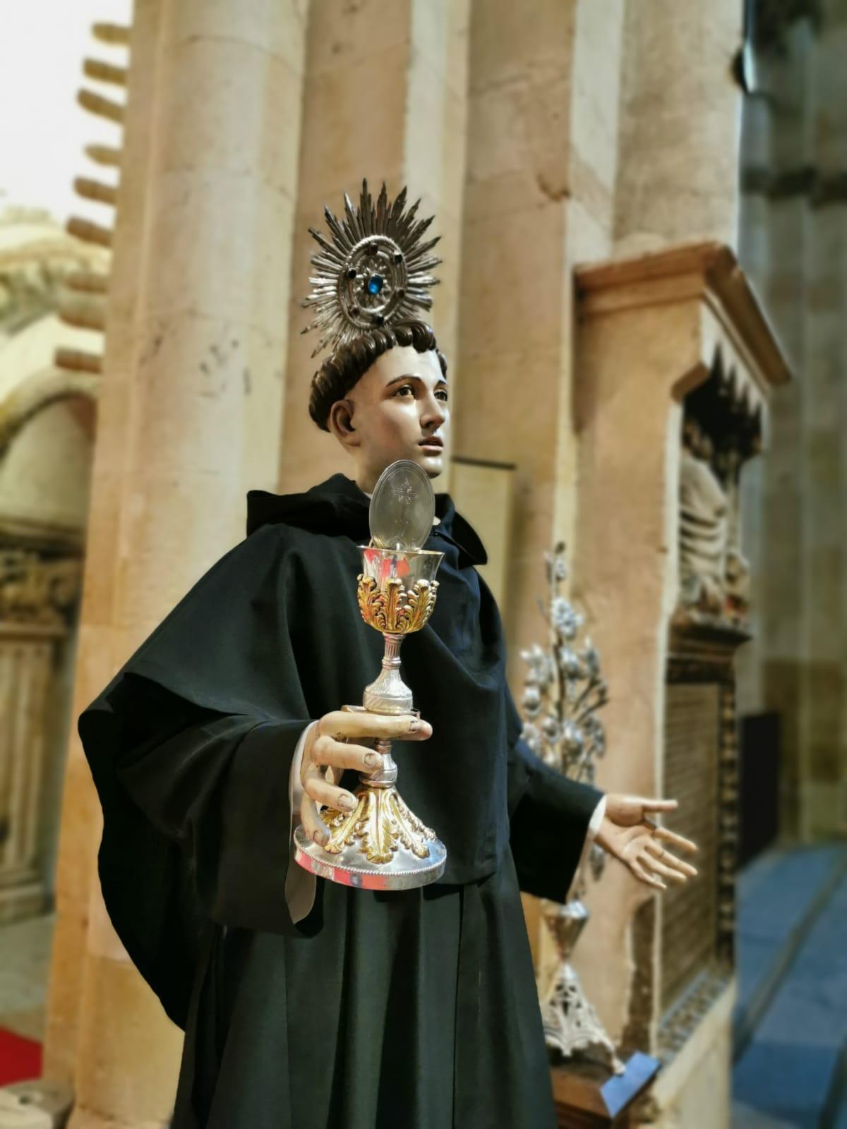 Novena en honor a San Juan de Sahagún