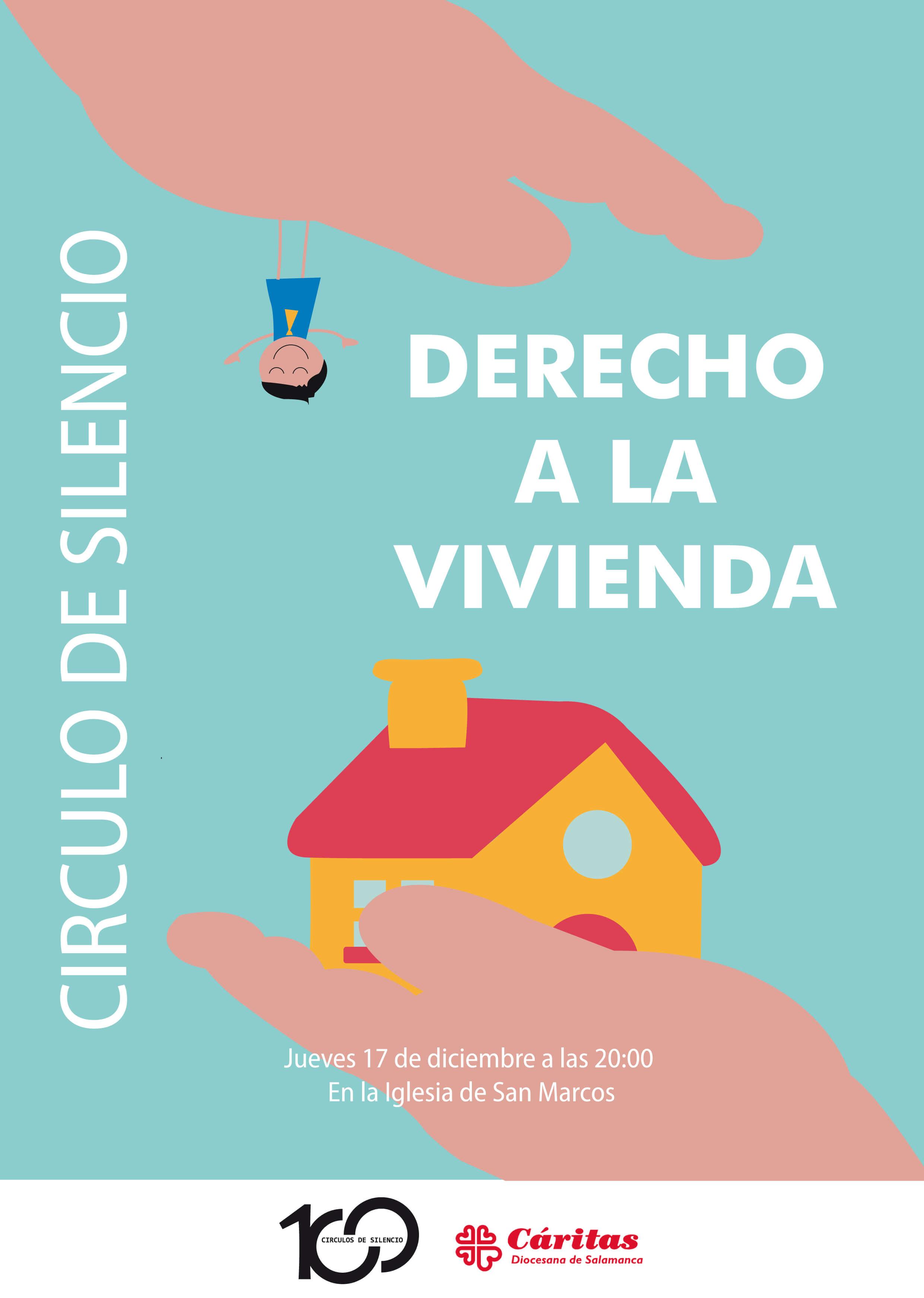 Círculo del silencio por el derecho a una vivienda digna
