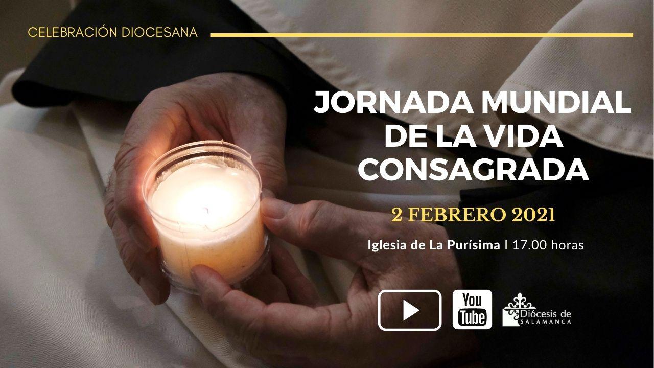 Celebración diocesana de la Jornada Mundial de la Vida Consagrada
