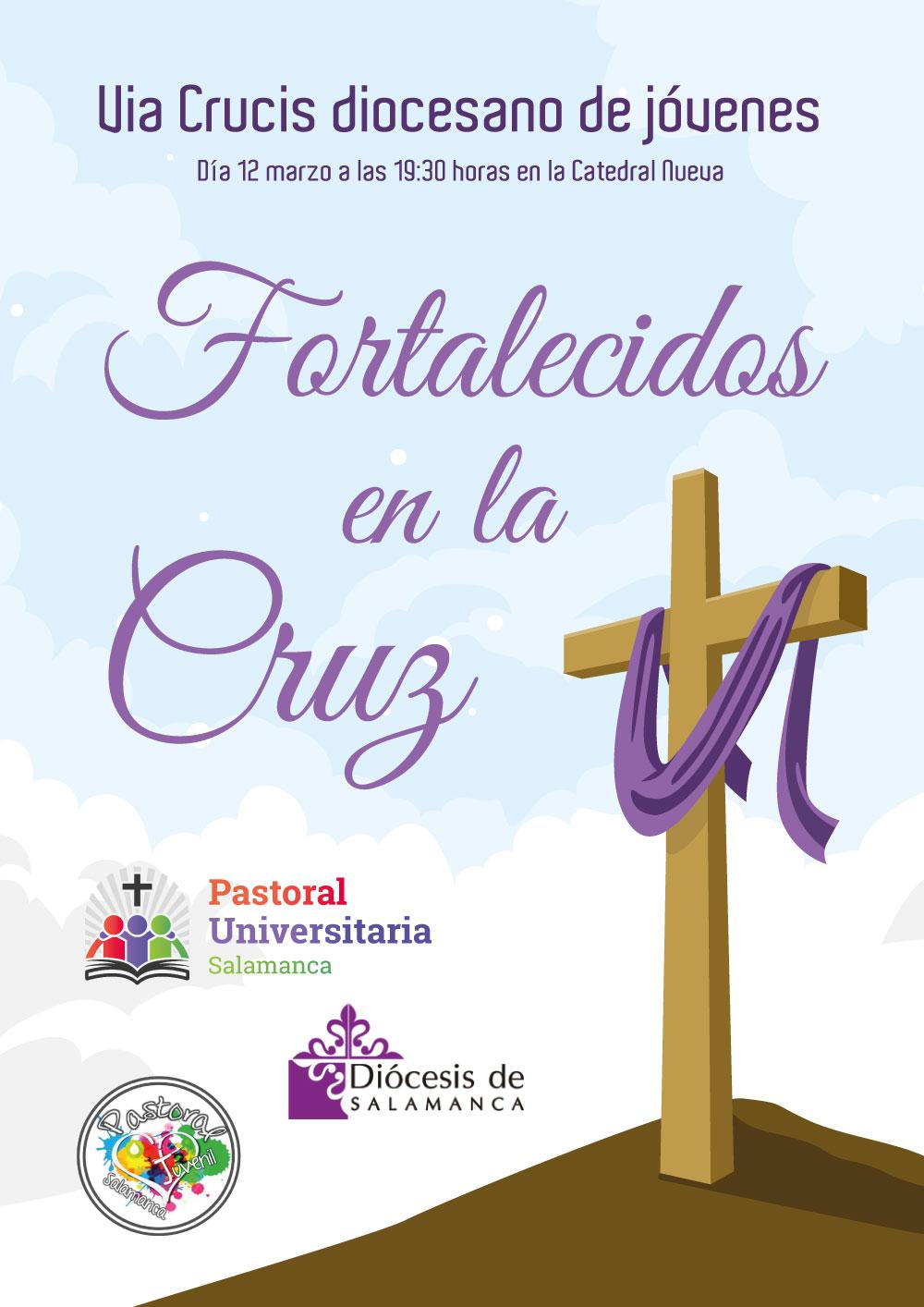 IV Via Crucis diocesano de jóvenes